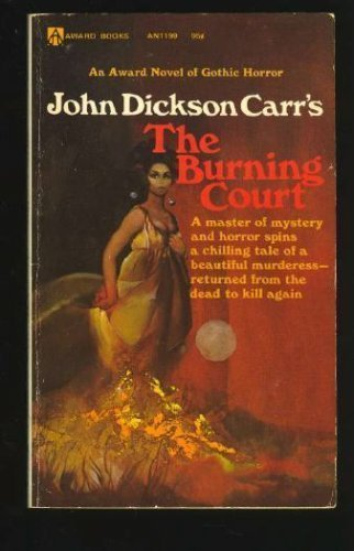 9780930330279: The Burning Court