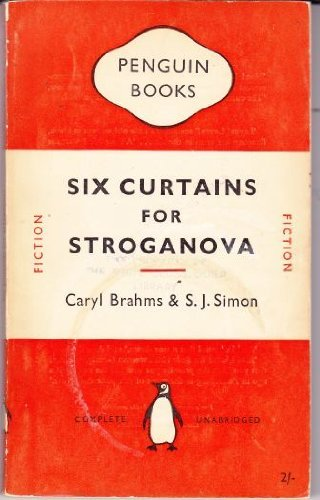9780930330491: Six Curtains for Stroganova