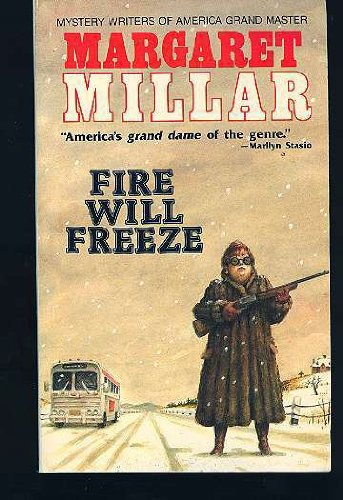 9780930330590: Fire Will Freeze (Library of Crime Classics)