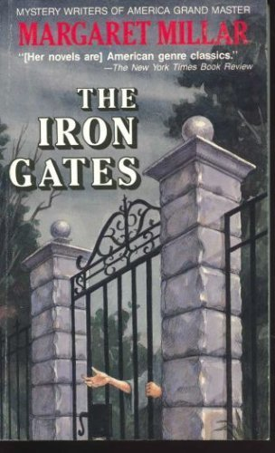 9780930330675: Iron Gates (Library of Crime Classics)