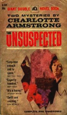 9780930330842: The Unsuspected (Library of Crime Classics)