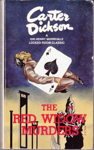 9780930330873: The Red Widow Murders