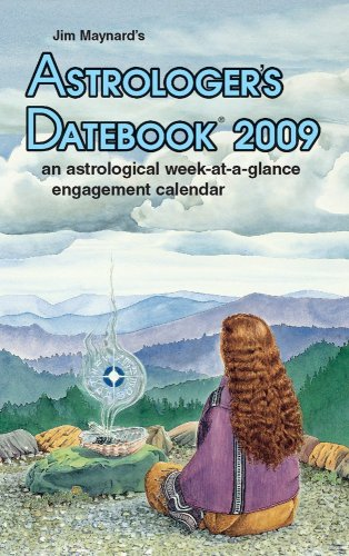 Astrologer's Datebook 2009 (English Edition): Jim Maynard, Joseph