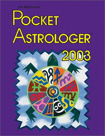9780930356606: Pocket Astrologer 2003: Pacific Time