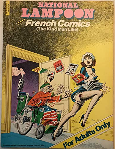 National Lampoon Presents: French Comics (The Kind Men Like)
