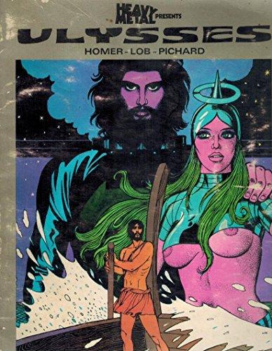 Ulysses (A Heavy Metal book): Lob, Homer