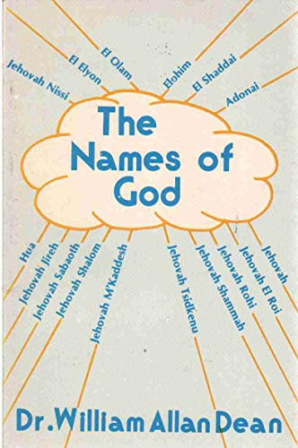 9780930382001: The Names of God