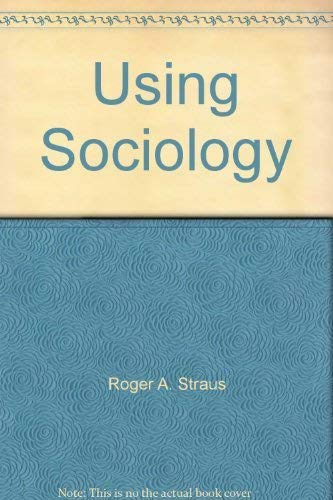 Using Sociology: Unknown
