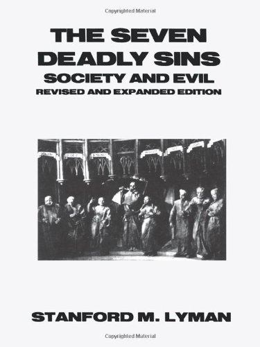 9780930390822: The Seven Deadly Sins: Society and Evil