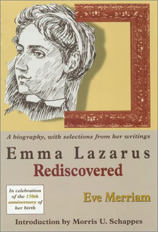 9780930395285: Emma Lazarus Rediscovered