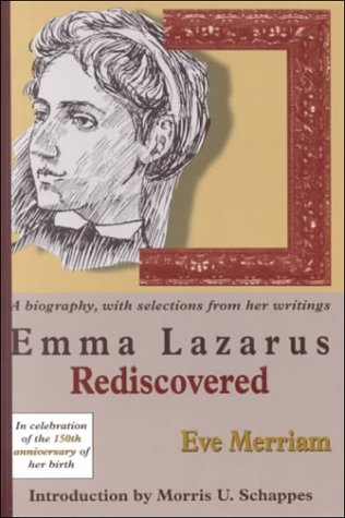 9780930395292: Emma Lazarus Rediscovered
