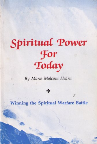 9780930397081: Spiritual power for today: Winning the spiritual warfare battle