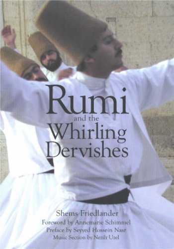 9780930407599: Rumi and the Whirling Dervishes