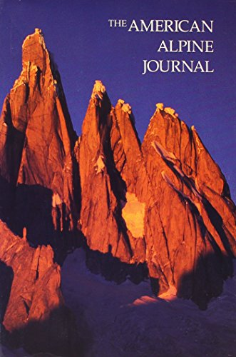 9780930410339: The American Alpine Journal