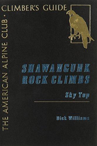 9780930410384: Shawangunk Rock Climbs: Sky Top (American Alpine Club Climber's Guide)