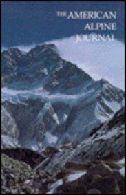 9780930410513: American Alpine Journal, 1992, Vol. 34