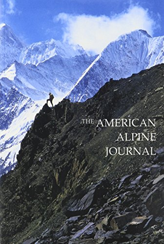 The American Alpine Journal: American Alpine Club