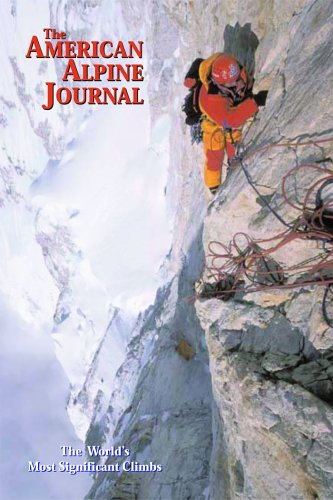 9780930410971: The American Alpine Journal, 2005: The World's Most Significant Climbs, Vol. 47, Issue 79