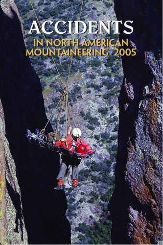 9780930410988: 8: Accidents in North American Mountaineering