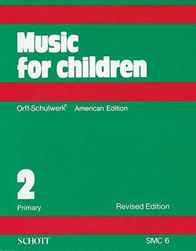 9780930448004: Music for Children (Orff-Schulwerk, American Edition, Volume 2, Primary)