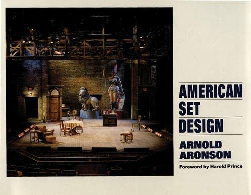9780930452391: American Set Design