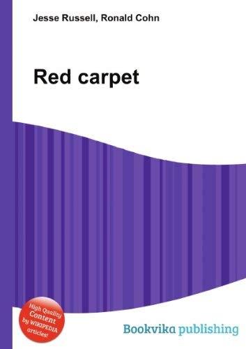 9780930462260: Red carpet