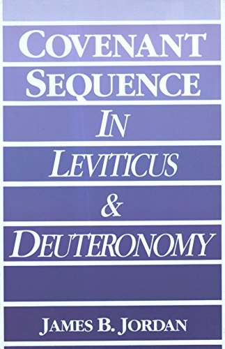 9780930464226: Covenant Sequence in Leviticus and Deuteronomy