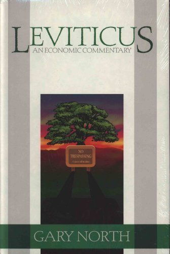 9780930464721: Leviticus: An Economic Commentary
