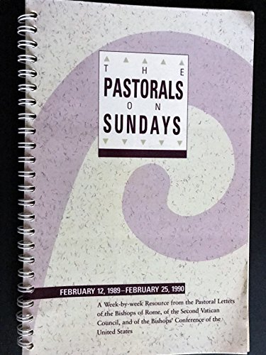 The Pastorals on Sundays: n/a