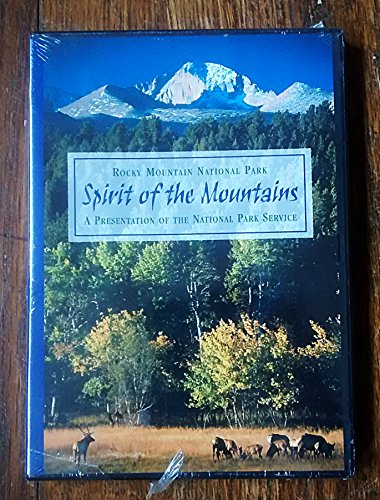 9780930487386: Spirit of the Mountains Rocky Mountain National Park Dvd