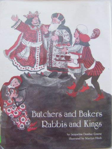 9780930494278: Butchers and bakers, rabbis and kings