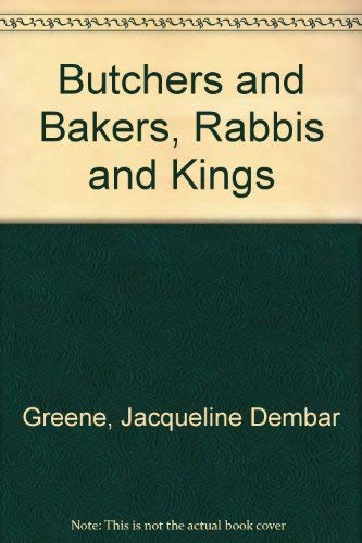 9780930494285: Butchers and Bakers, Rabbis and Kings