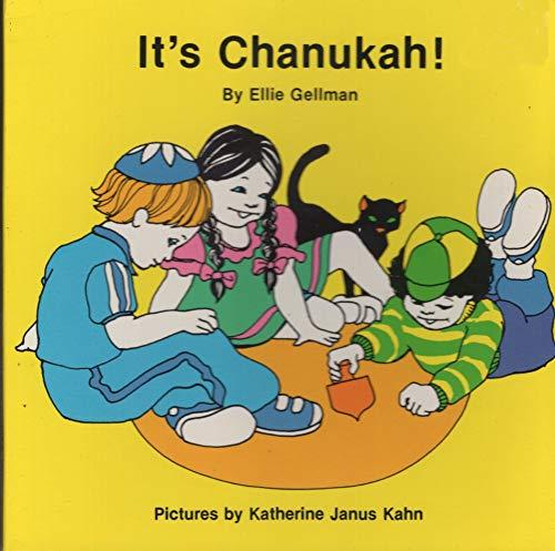 Its Chanukah: Gellman, Ellie