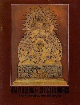 Wally Hedrick: Selected works: Wally Hedrick; David S. Rubin