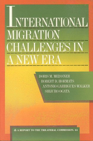 International migration challenges in a new era : policy perspectives and priorities for Europe , ...