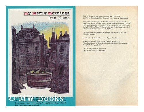 My Merry Mornings: Stories from Prague: Klima, Ivan; Trans