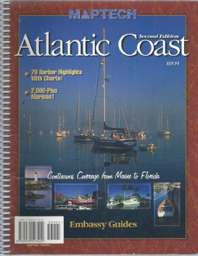 9780930527402: Atlantic Coast: Continuous Coverage from Maine to Florida