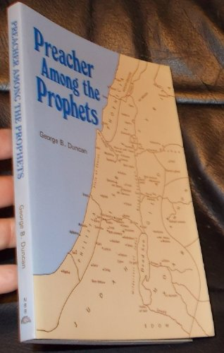 9780930577001: Preacher Among the Prophets