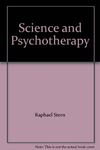 9780930586003: Science and Psychotherapy