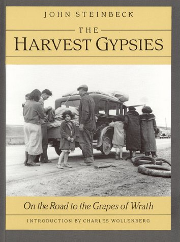 "9780930588380: The Harvest Gypsies: On the Road to ""the Grapes of Wrath"""