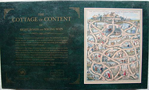 THE COTTAGE OF CONTENT; Or, Toys, Games, and Amusements of Nineteenth Century England - An ...