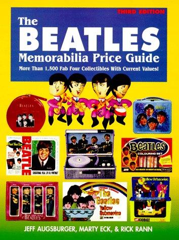 9780930625689: The Beatles Memorabilia Price Guide