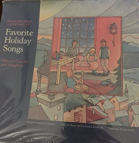 Francine Sings a Keepsake of Favorite Holiday Songs (Musical Cassette and Songbook): Francine ...