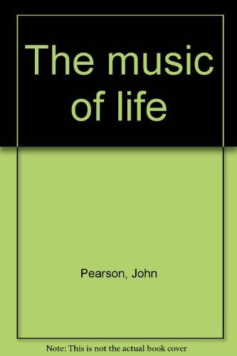 The Music of Life.: John Pearson, (Photography).
