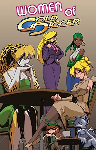 9780930655433: Women of Gold Digger TPB