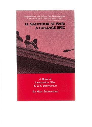 9780930656546: El Salvador at War: A Collage Epic (Studies in Marxism)