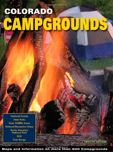 9780930657550: Colorado Campgrounds