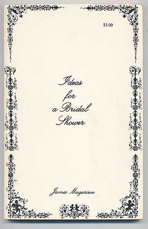 Ideas For A Bridal Shower: Magorian, James