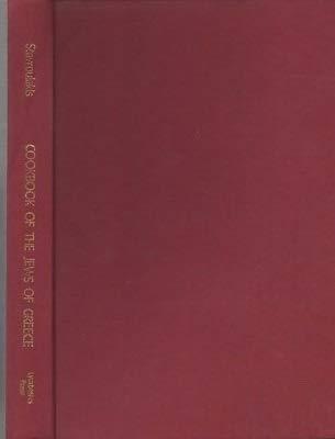 Cookbook of the Jews of Greece: Stravroulakis, Nicholas