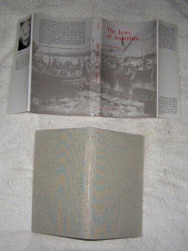 9780930685034: The Jews of Ioannina